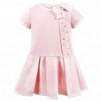 Bimbalo A-Line Sophisticated Dress Baby Pink