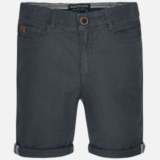 Mayoral Nukutavake Dark Grey Boy Shorts