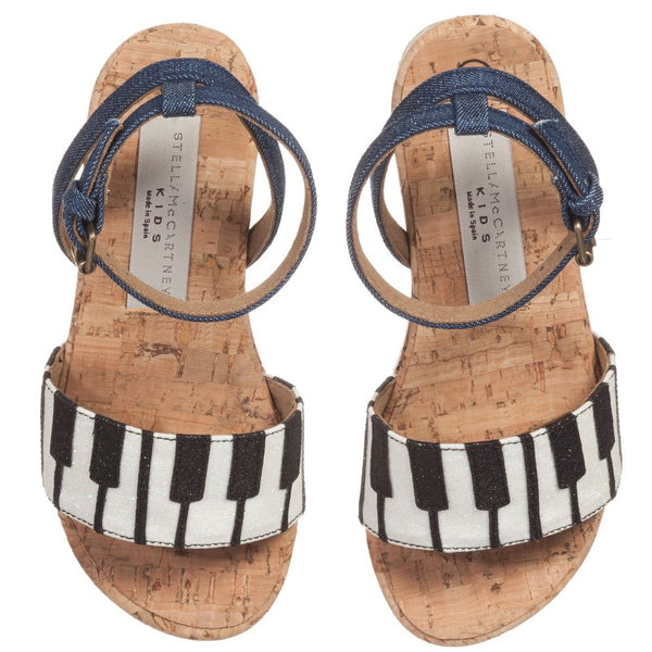 Stella McCartney Piano Linda Sandals