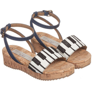 Sandalias Stella McCartney Piano Linda