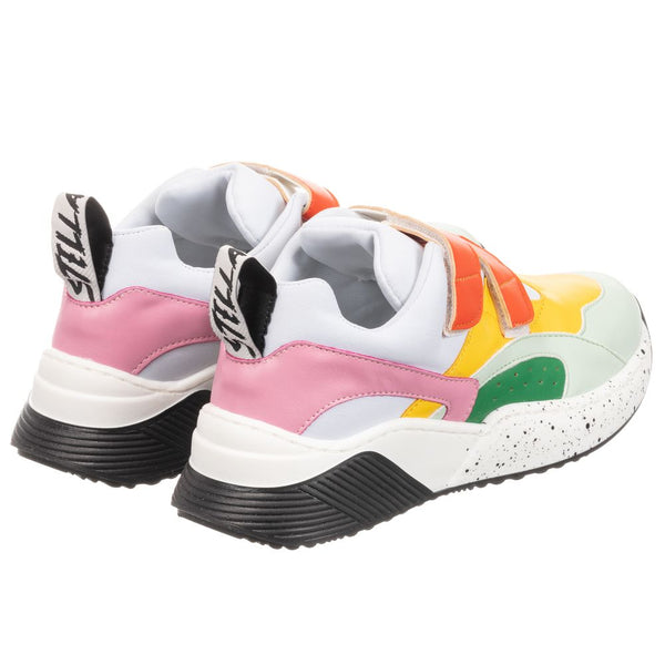 Stella McCartney Kids Girls Multicolour Trainers