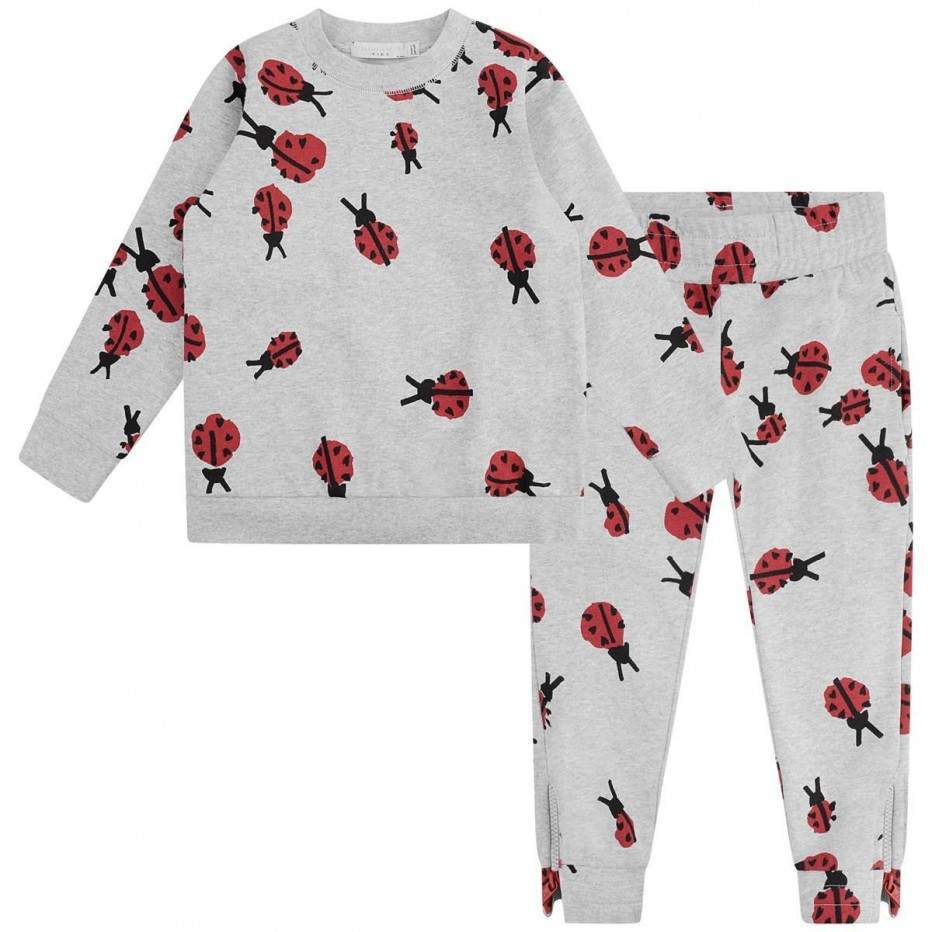 Stella McCartney Girls Ladybugs Print Tracksuit