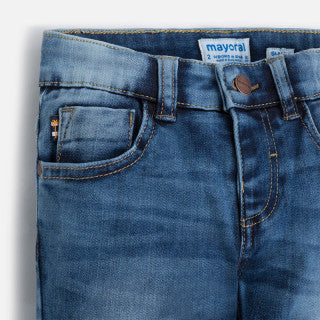 Mayoral Basic Slim Fit Jeans