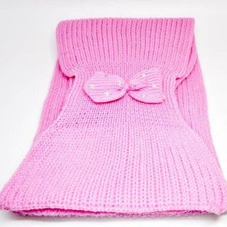Bimbalo Winter Scarf Pink