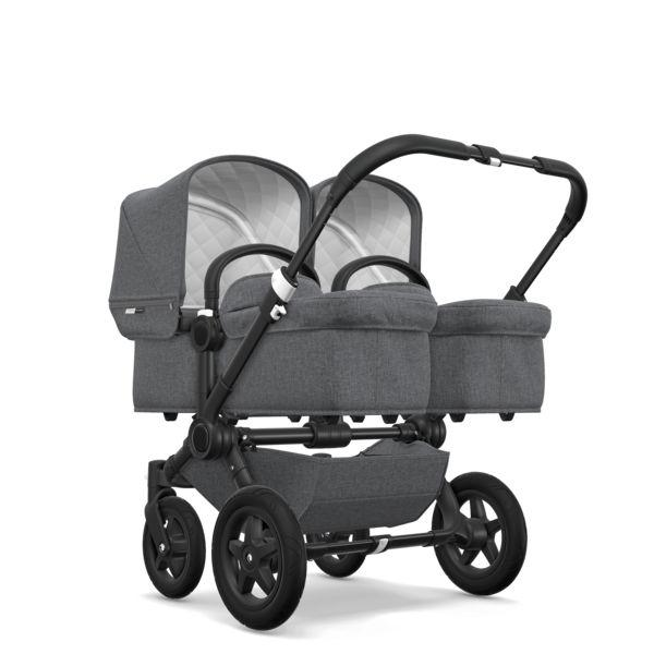 Bugaboo Donkey2 Classic Twin Complete Stroller