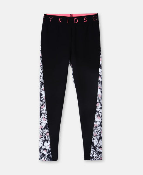 Stella McCartney Tula Daisy Print Athletic Leggings