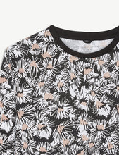 Stella McCartney Daisy Print Cotton Top