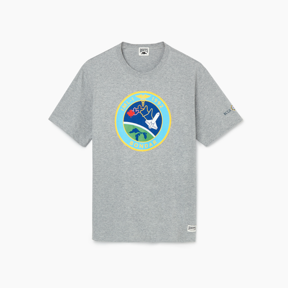 RCGS Roberta Bondar mission patch t-shirt