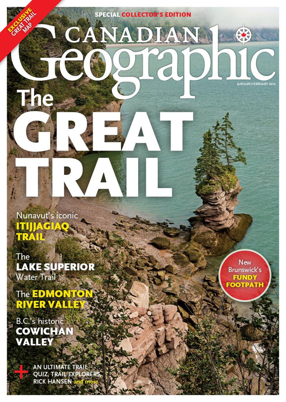 January/February 2018 | The Great Trail