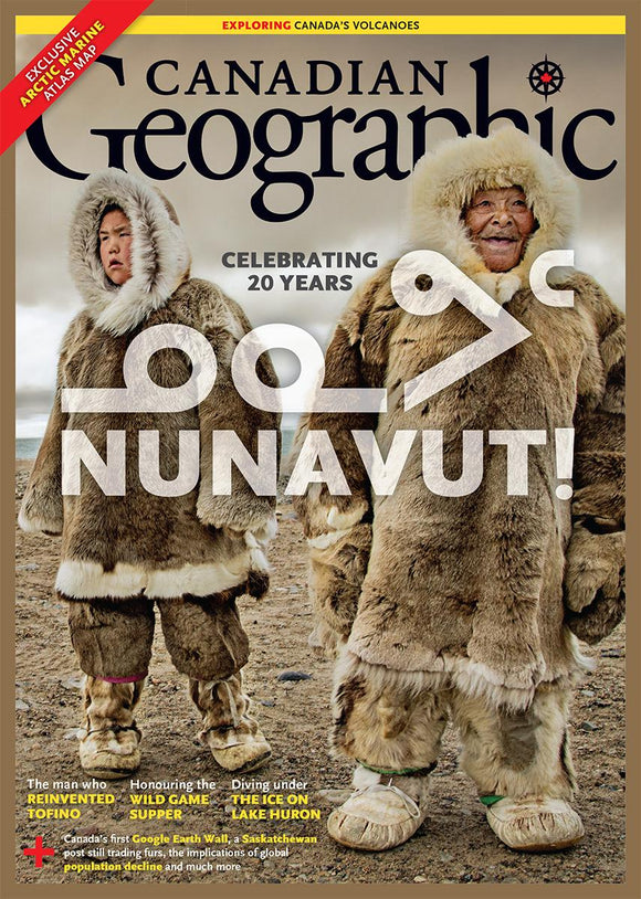 March/April 2019 | Nanavut!