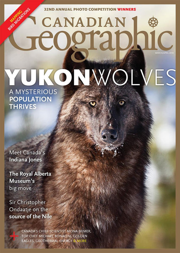 March/April 2018 | Yukon Wolves