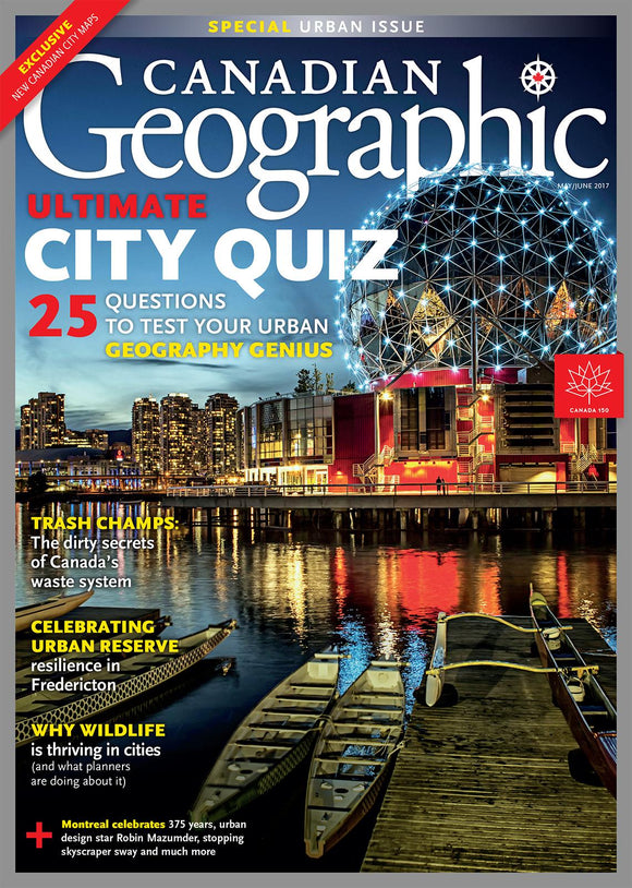 May/June 2017 | Ultimate City Quiz