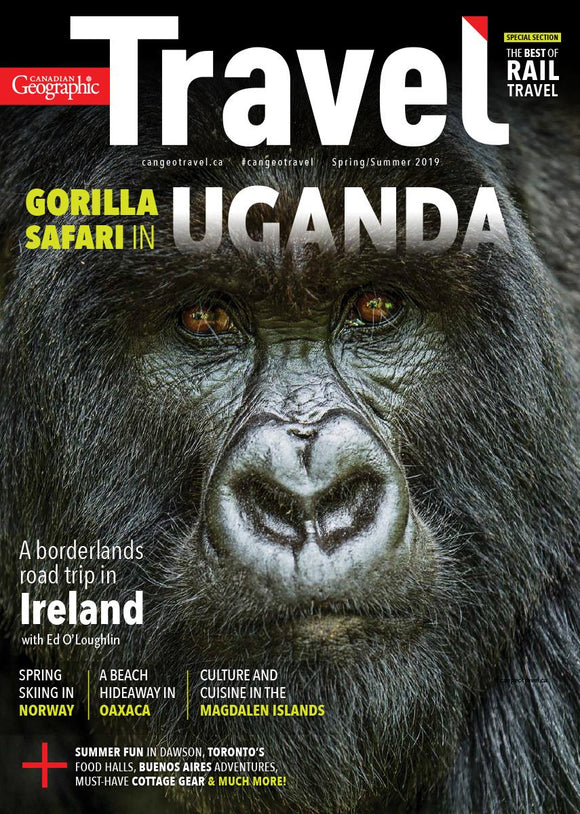 Spring/Summer 2019 | Gorilla Safari in Uganda