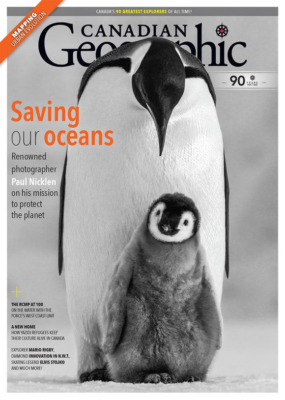 Jan/Feb 2020  |  Saving Our Oceans