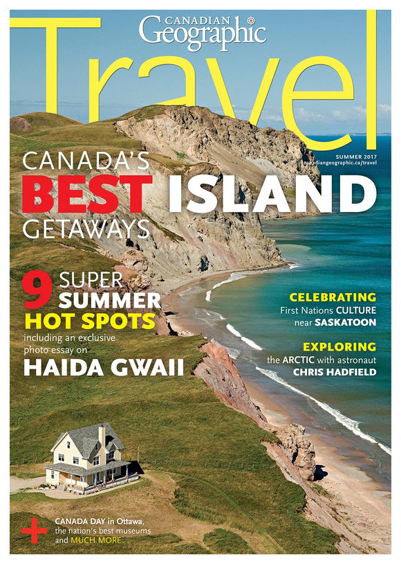 May 2017 | Canada's Best Island Getaways