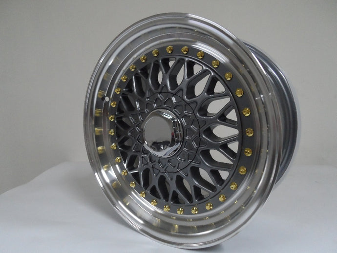 16 INCH ET +35 OEM WHEEL RIMS RS STYLE W881F