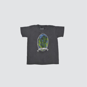 KIDS // DESERT RAT // T-SHIRT // CHARCOAL