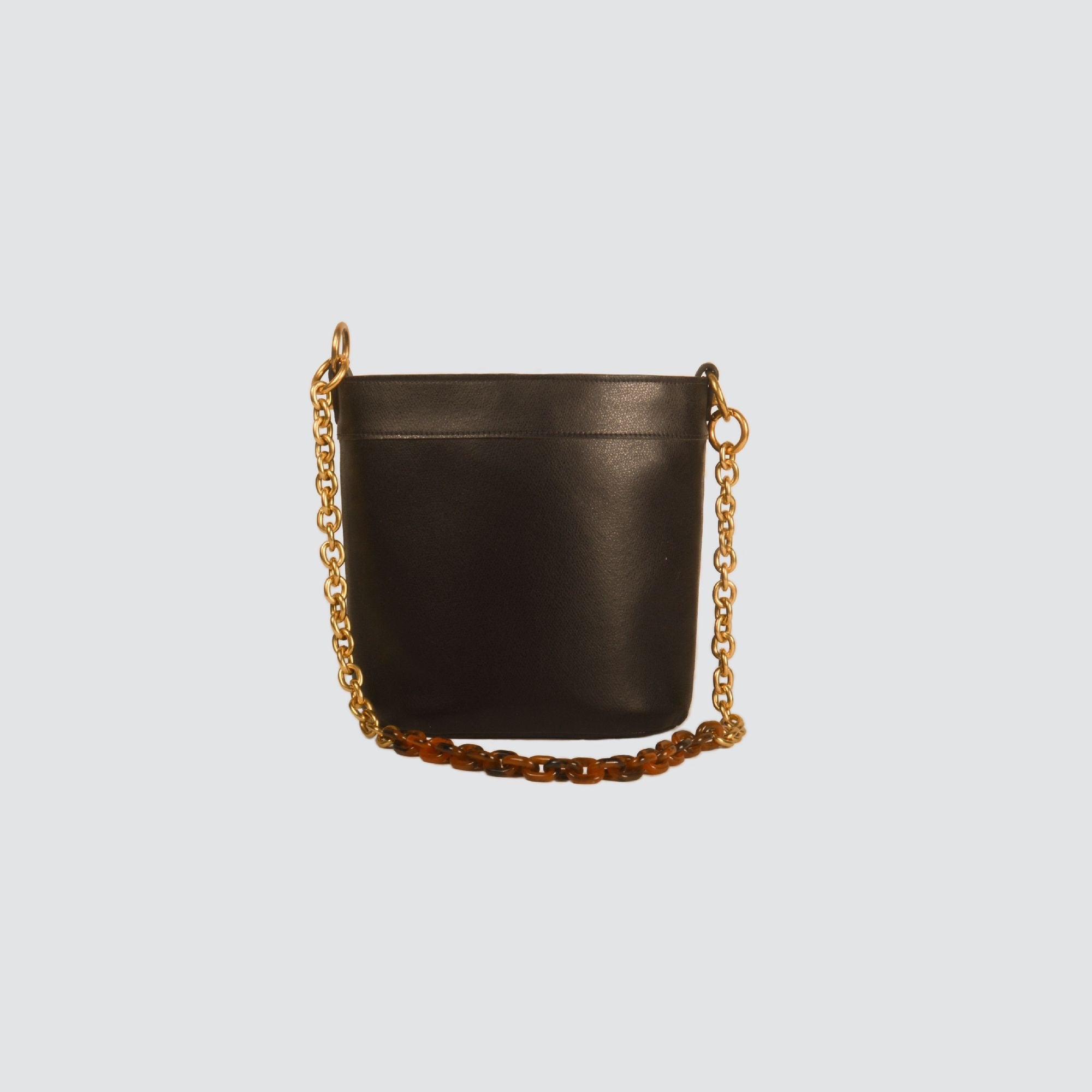 IMPOSTER BUCKET BAG // BLACK