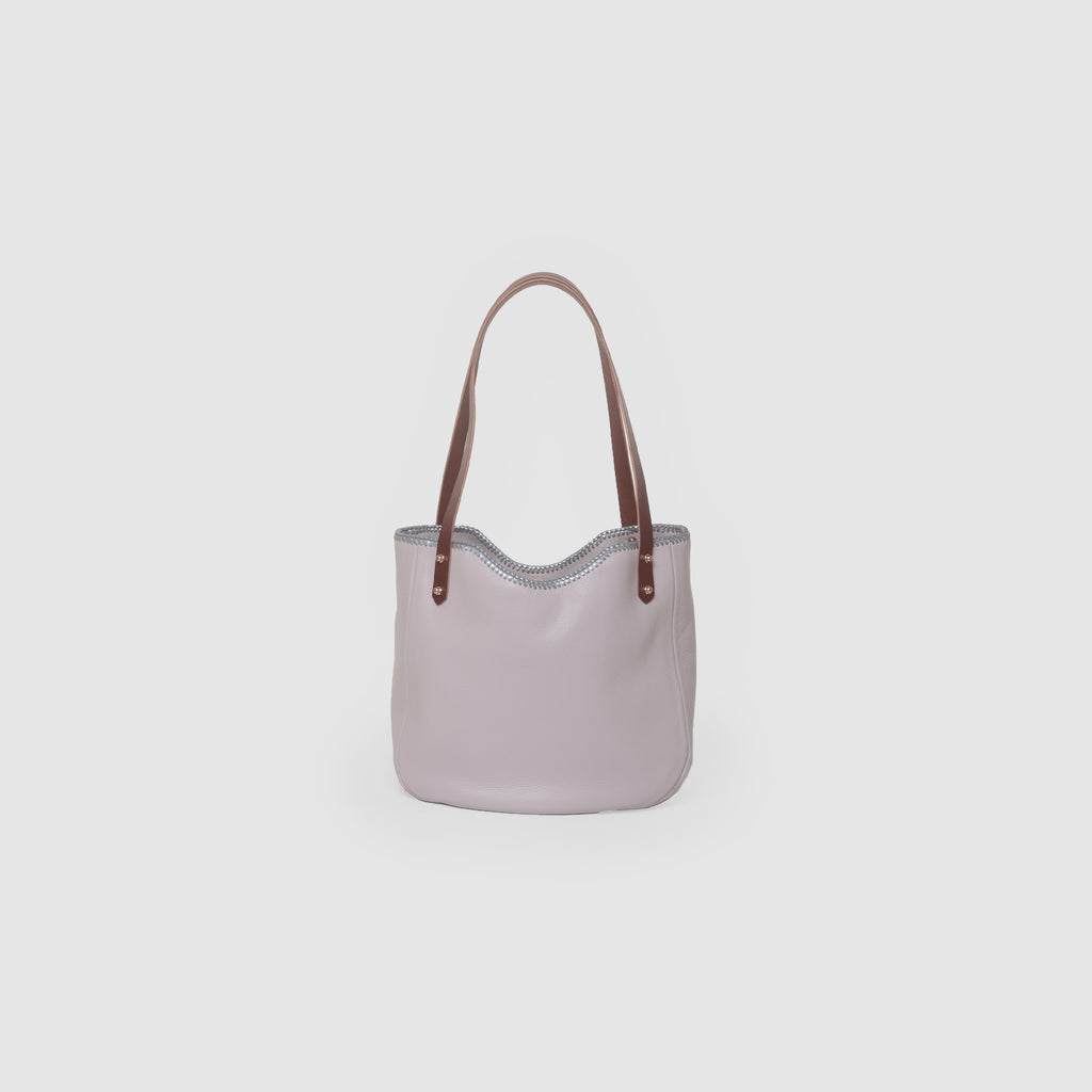 OUTSIDER CARRY ALL // LILAC & SILVER