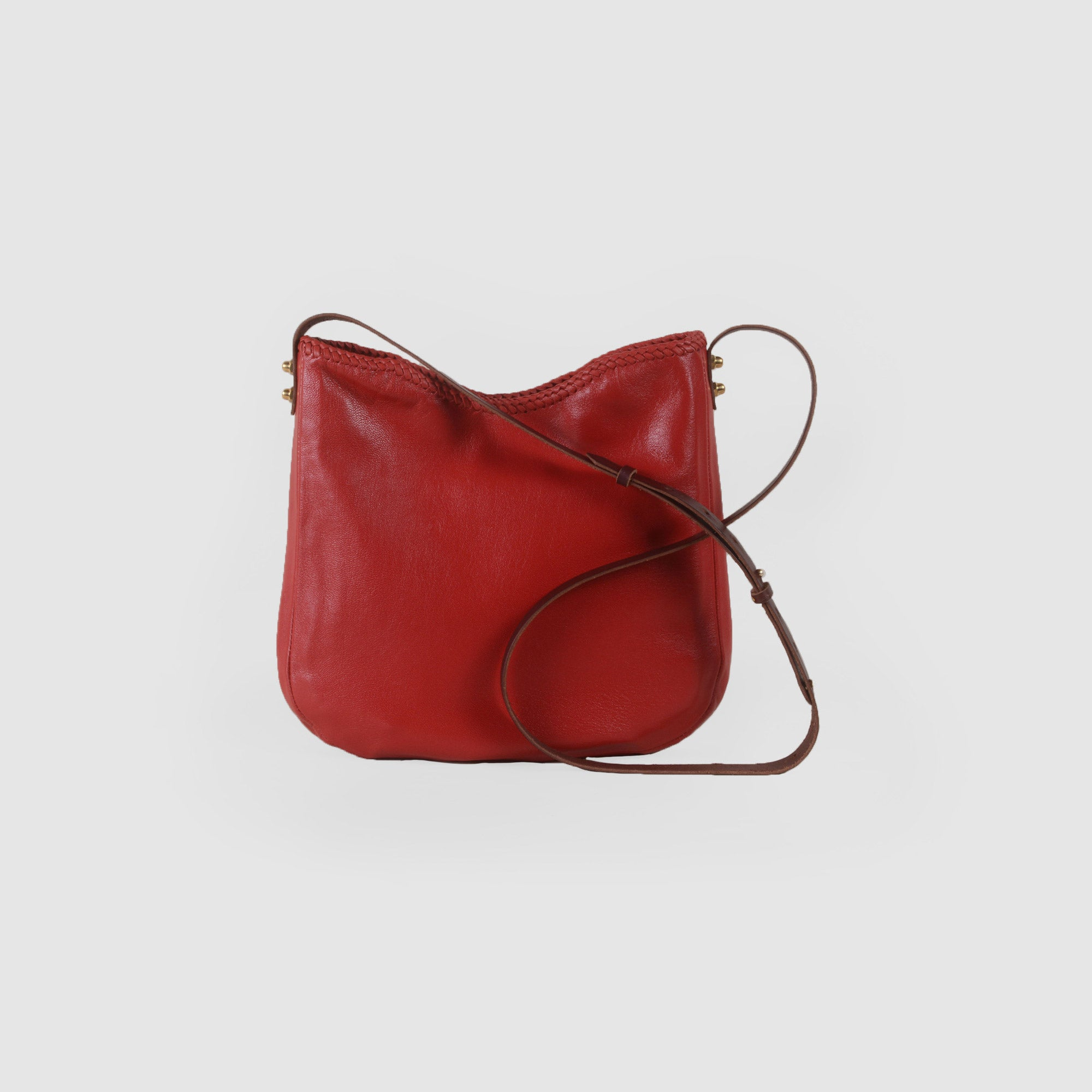OUTSIDER CROSSBODY // CHERRY