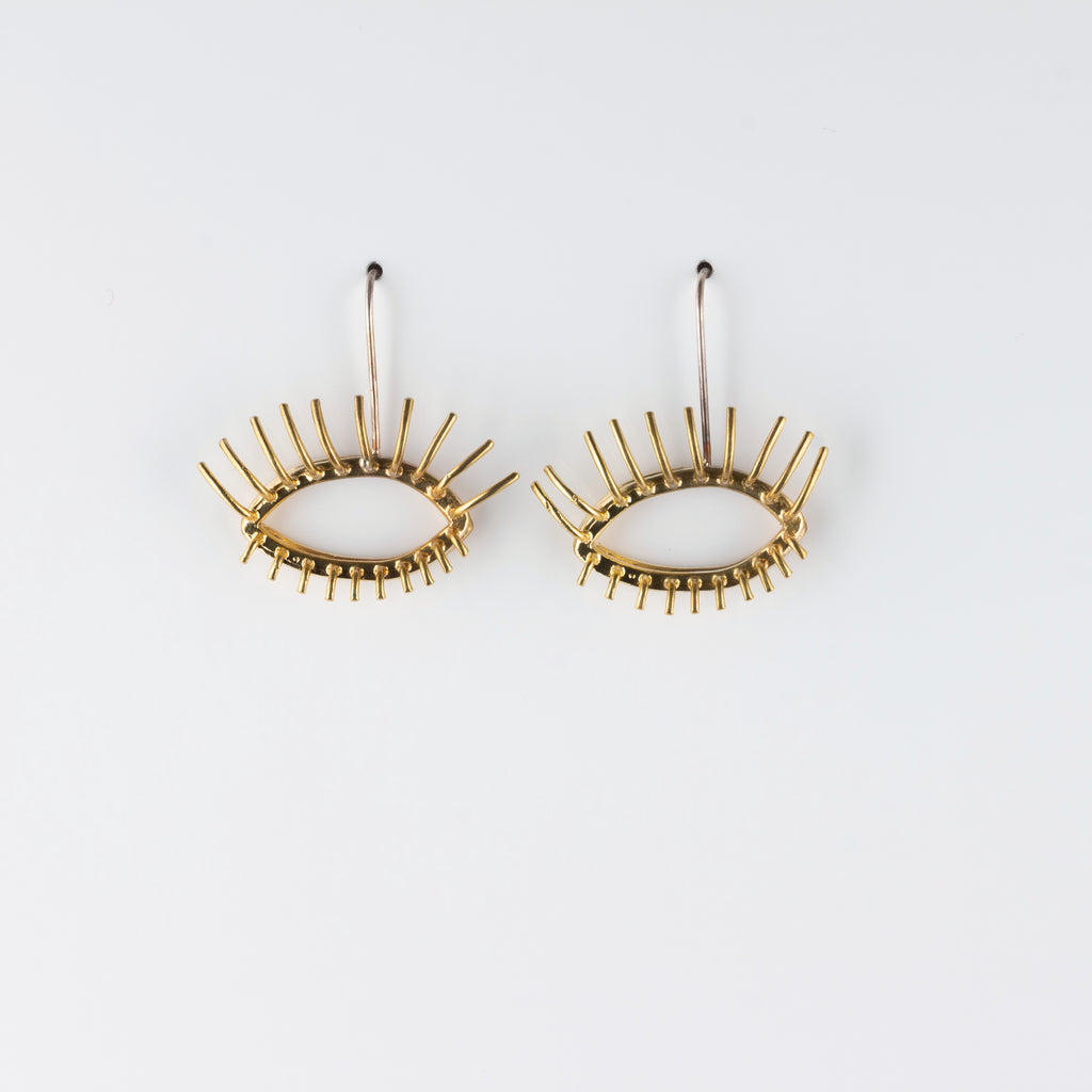 """20/20"" // BRONZE EARRINGS"