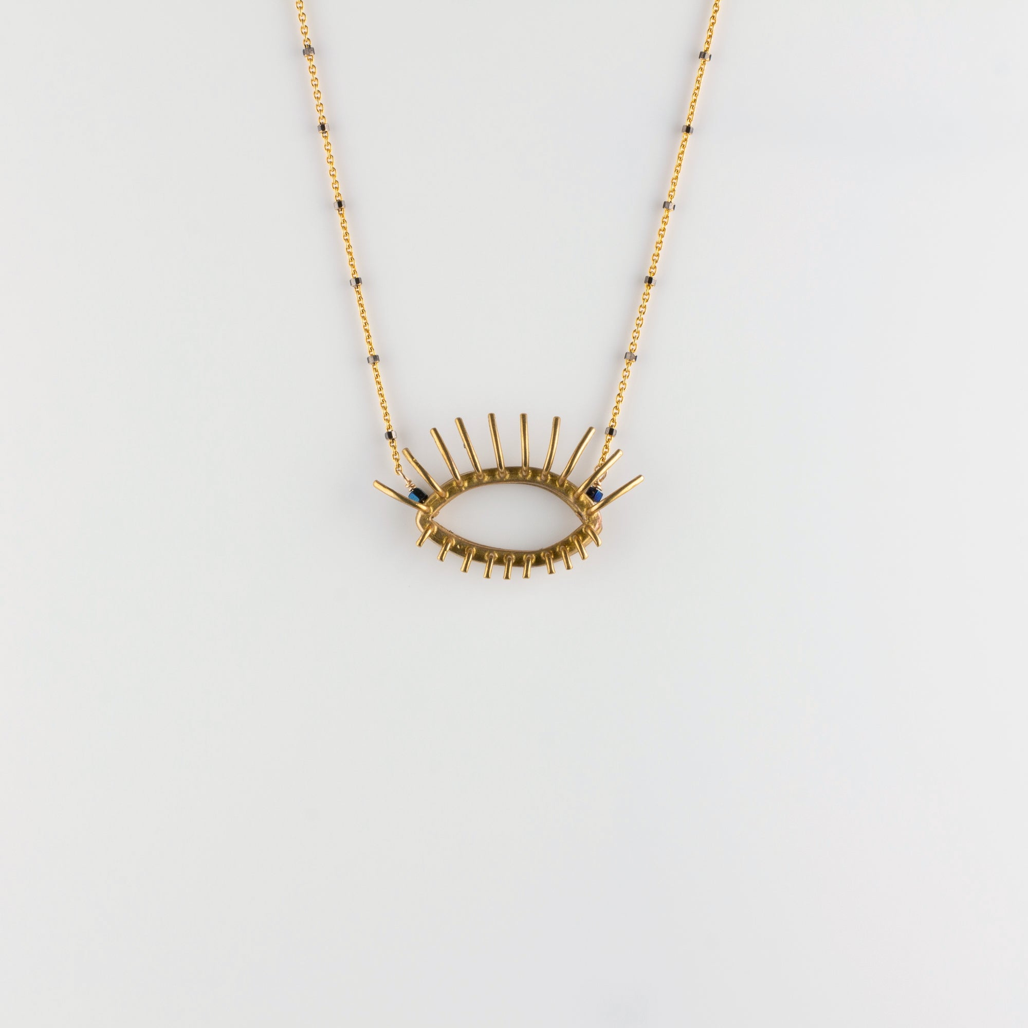 """20/20"" // VERMEIL NECKLACE"