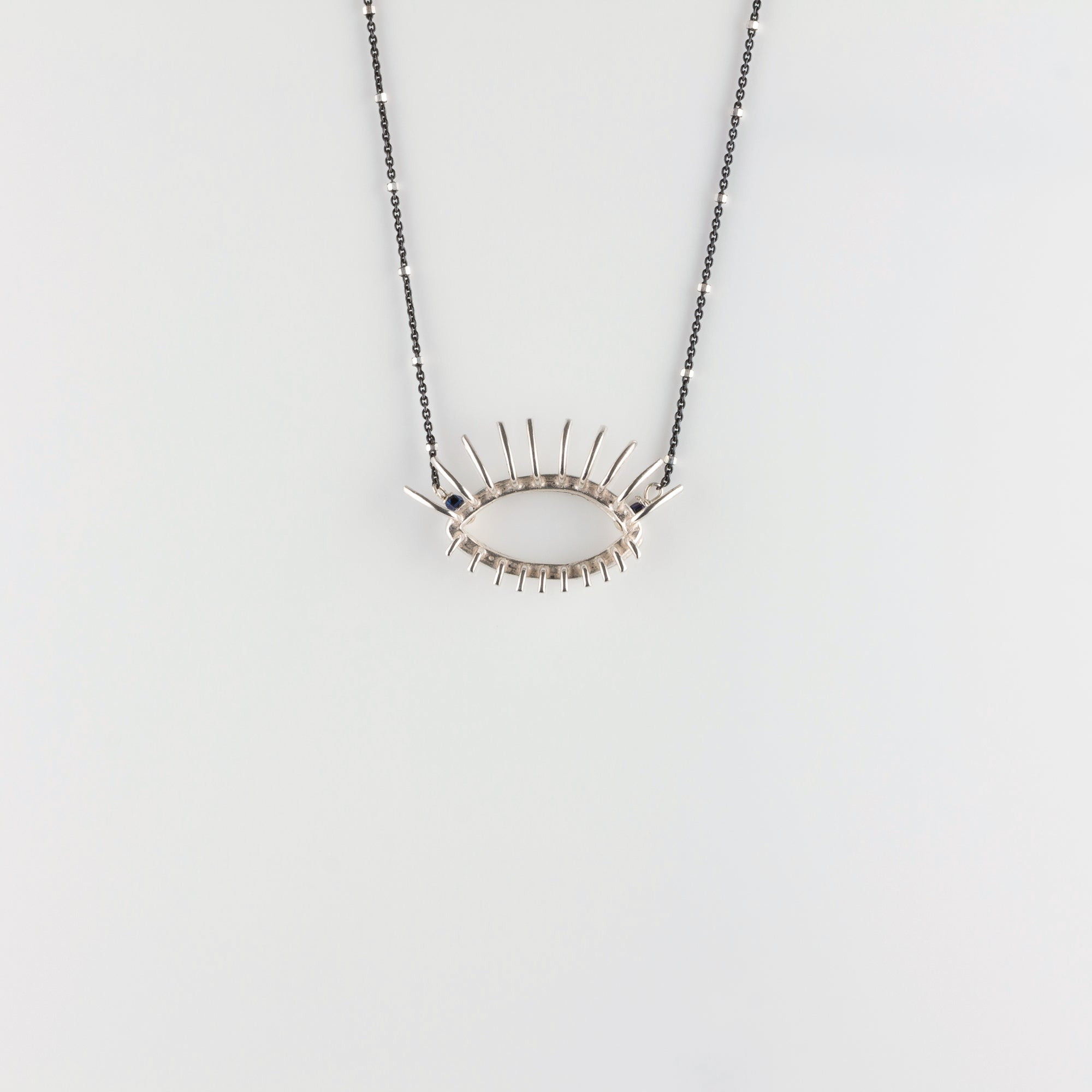 """20/20"" // SILVER NECKLACE"