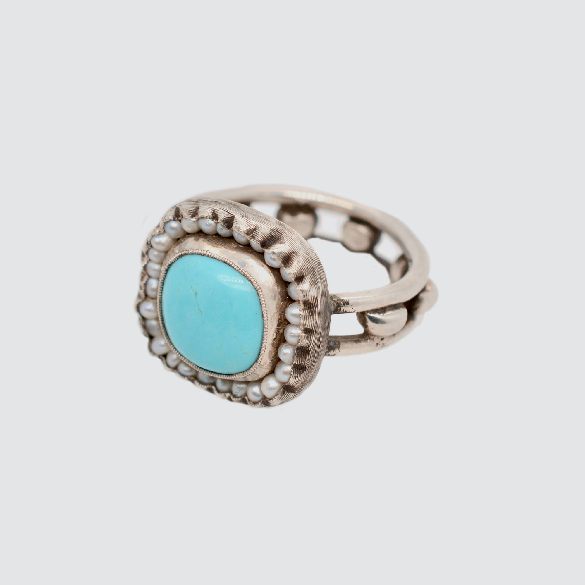 HEIRLOOM RING // SLEEPING BEAUTY TURQUOISE