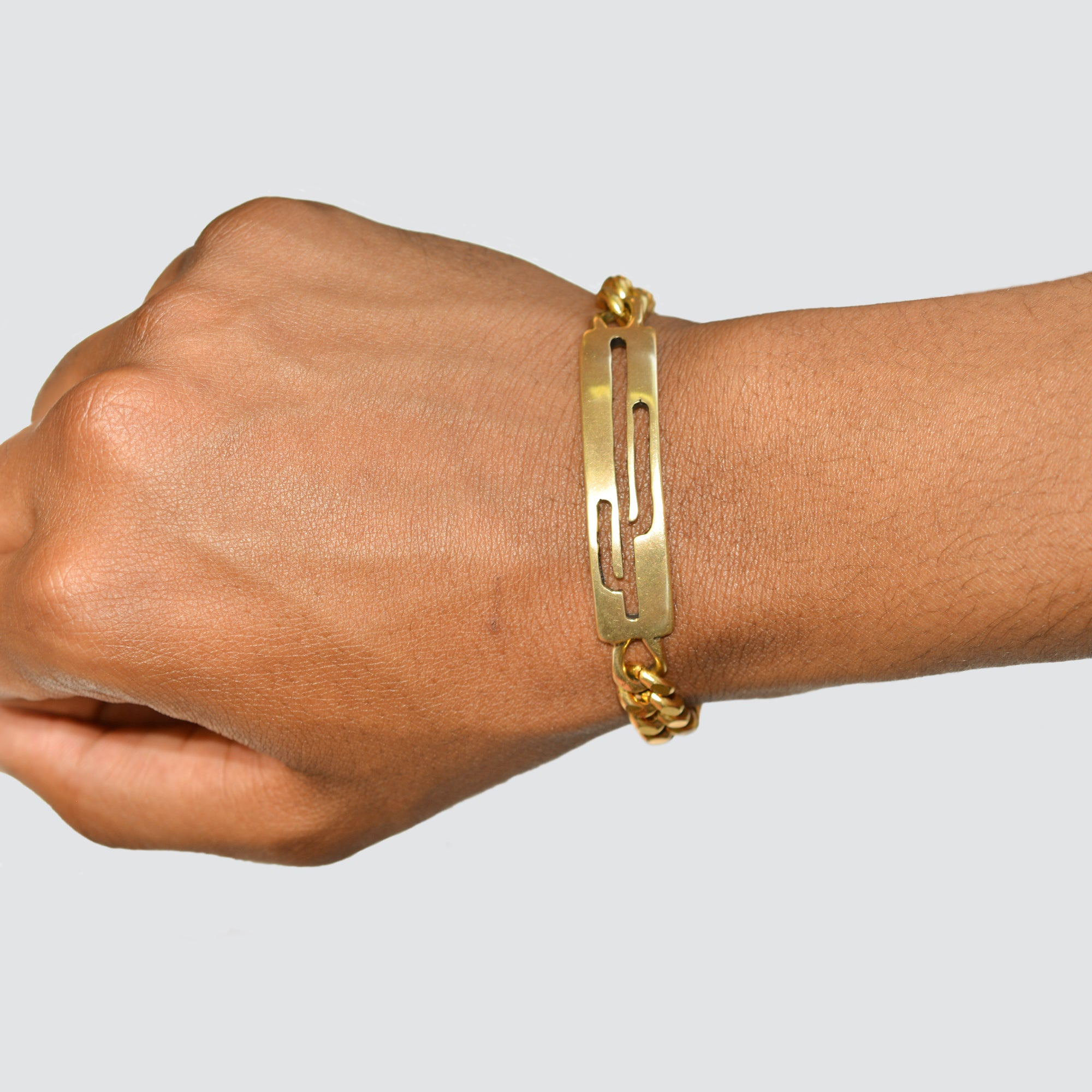 DESERT ID // BRACELET // HEAVY WEIGHT