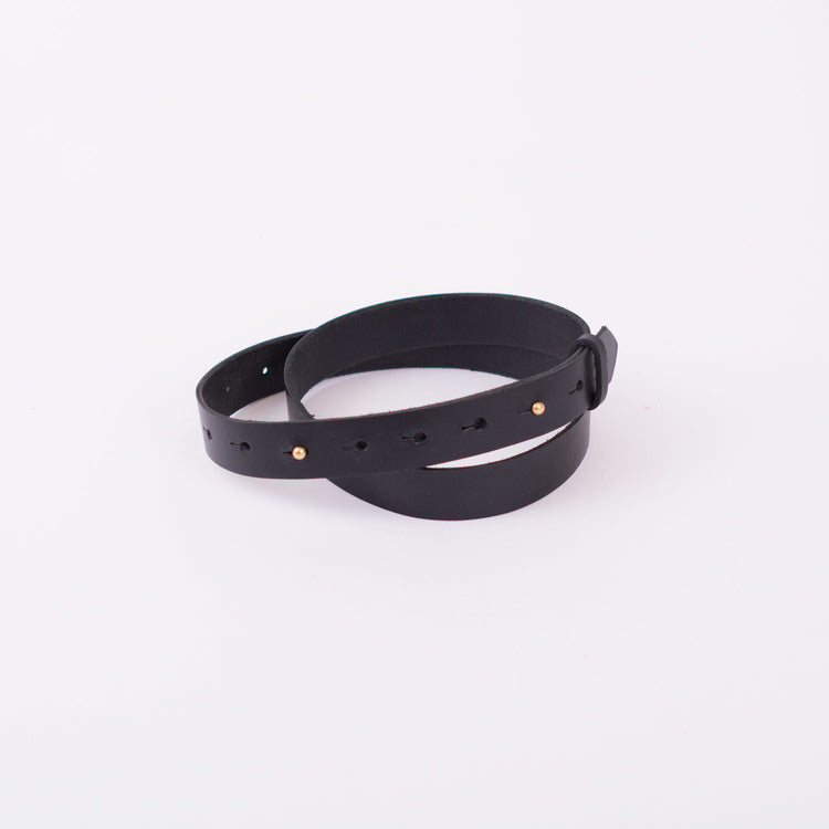 STUD BELT // BLACK