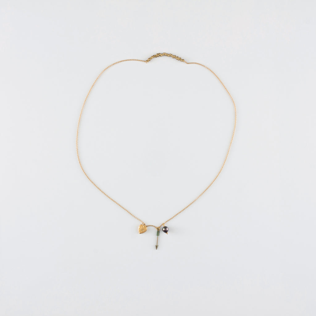 GREAT SUCCESS  NECKLACE // AMOR
