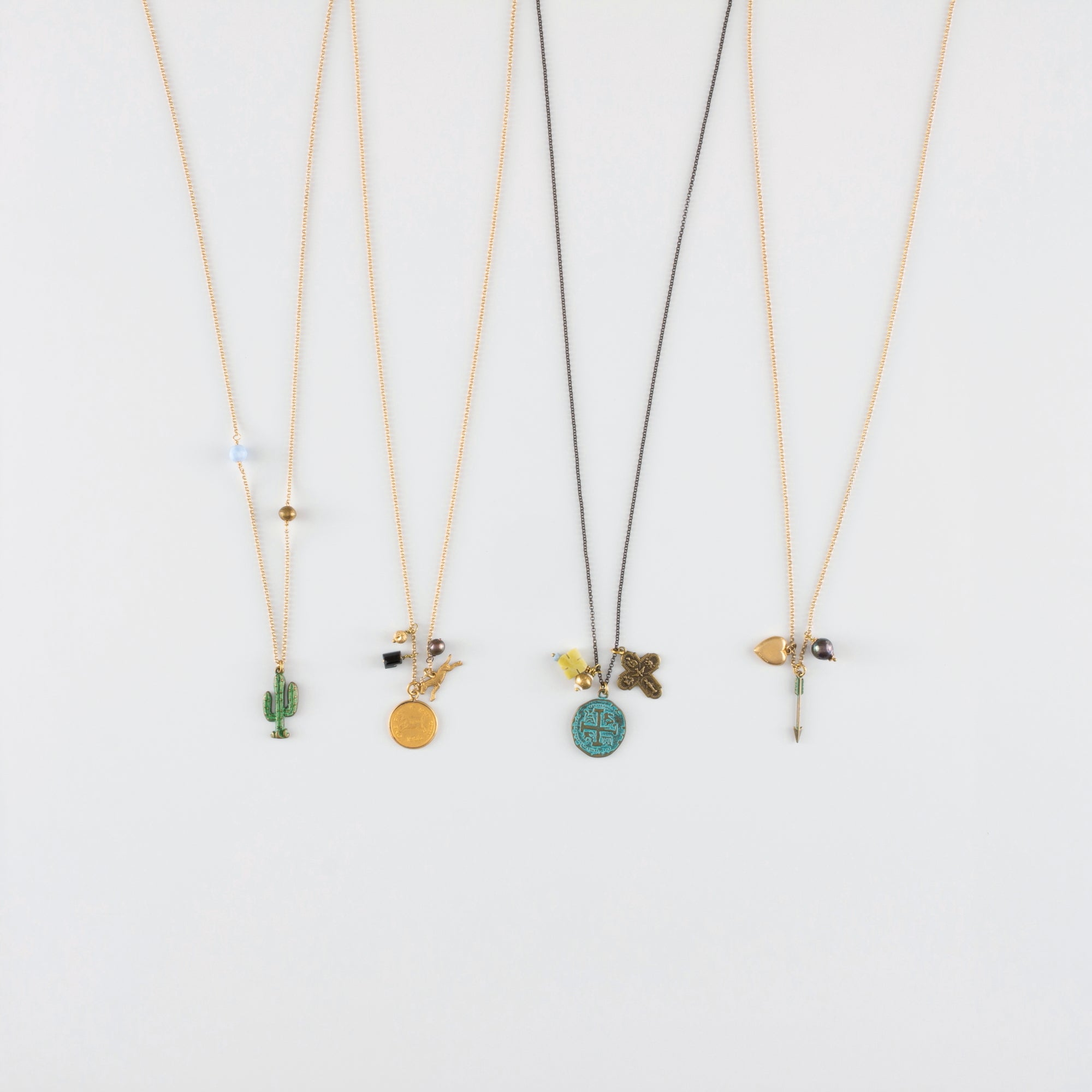 GREAT SUCCESS  NECKLACE // DESERT LOVE