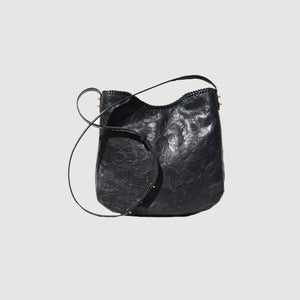 BLACK ROSES CROSSBODY