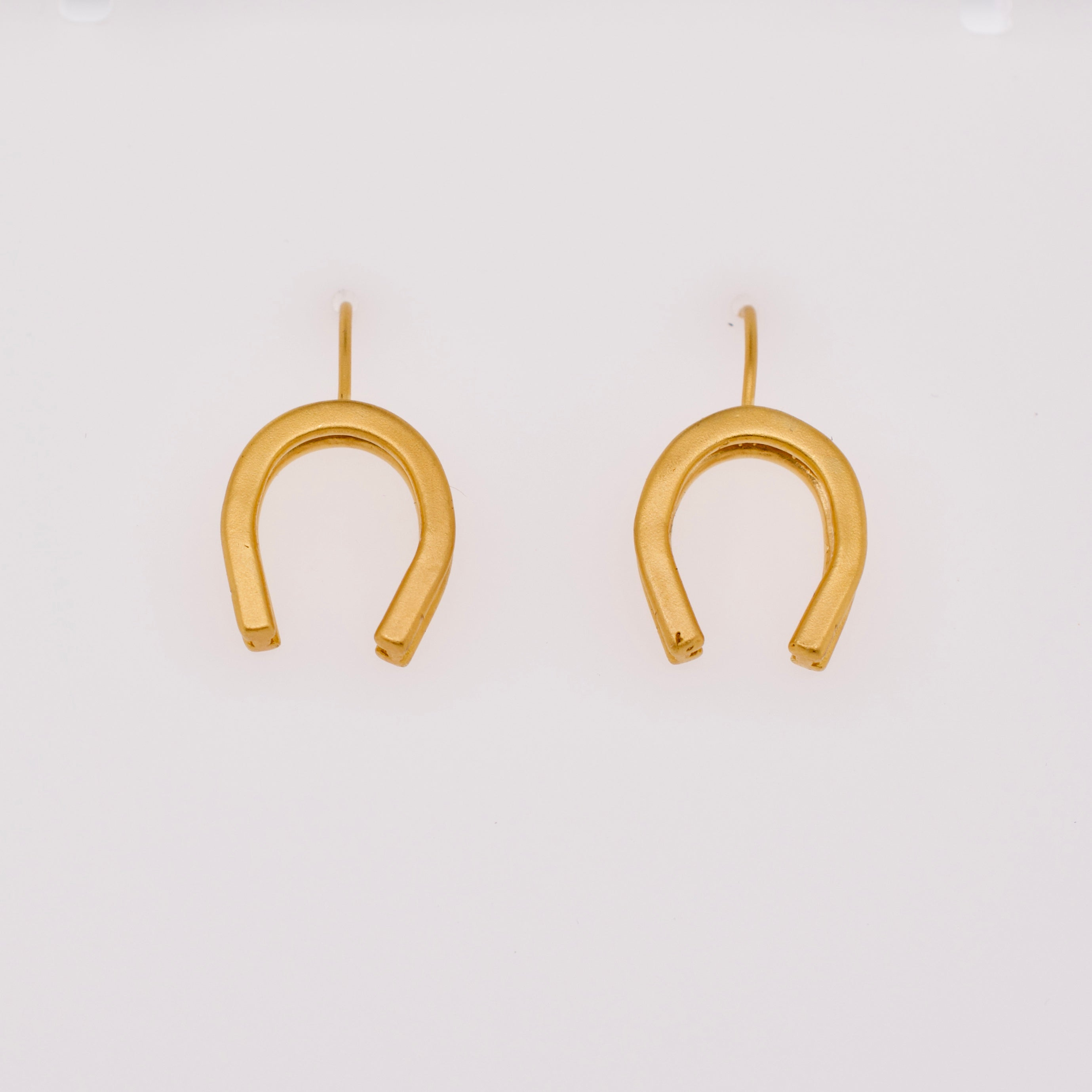 LUCKY // VERMEIL EARRINGS