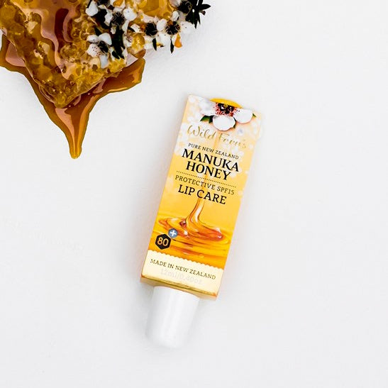 Protective SPF15 Lip Care 12ml - Mudgee Honey Haven