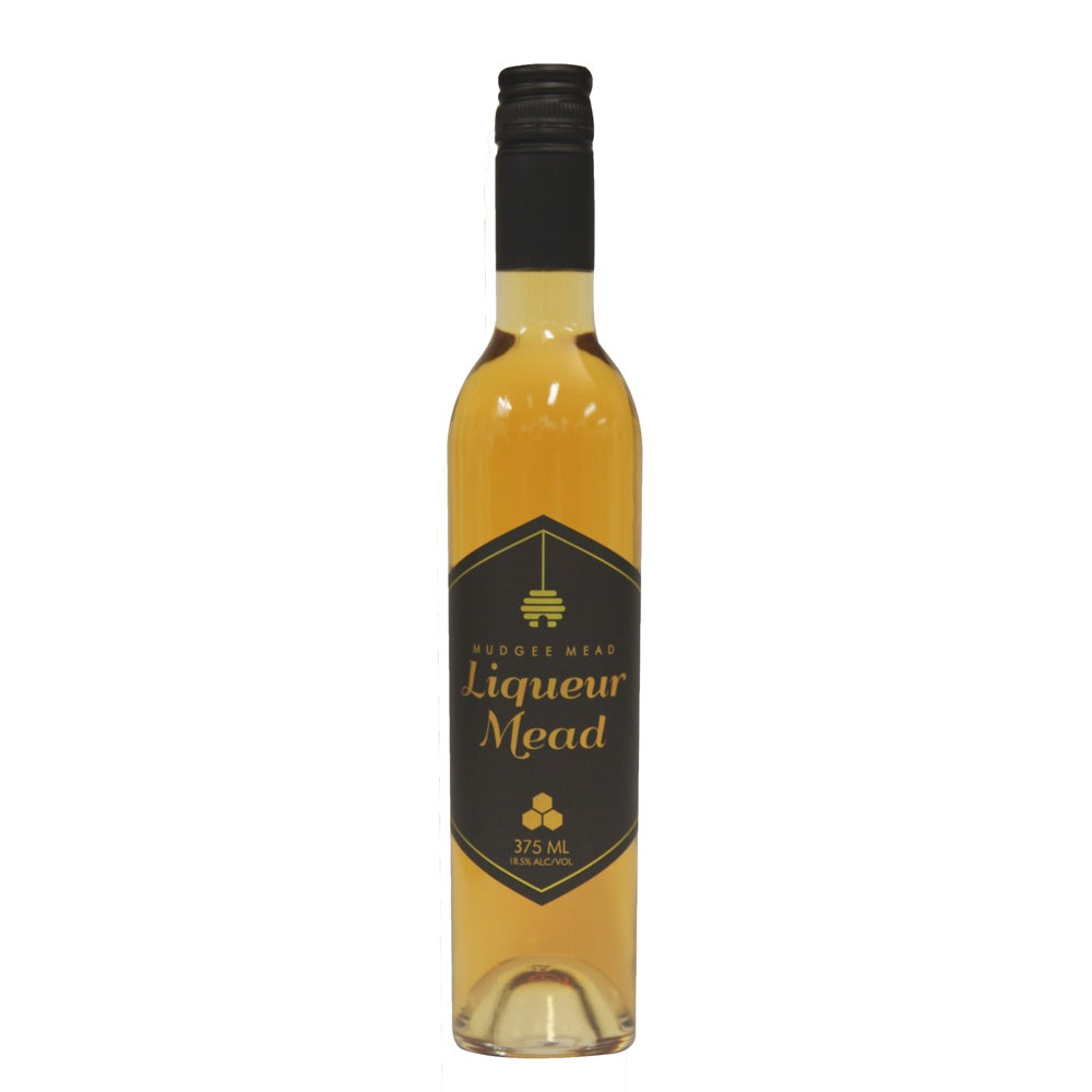 Liqueur Mead 375ml - Mudgee Honey Haven