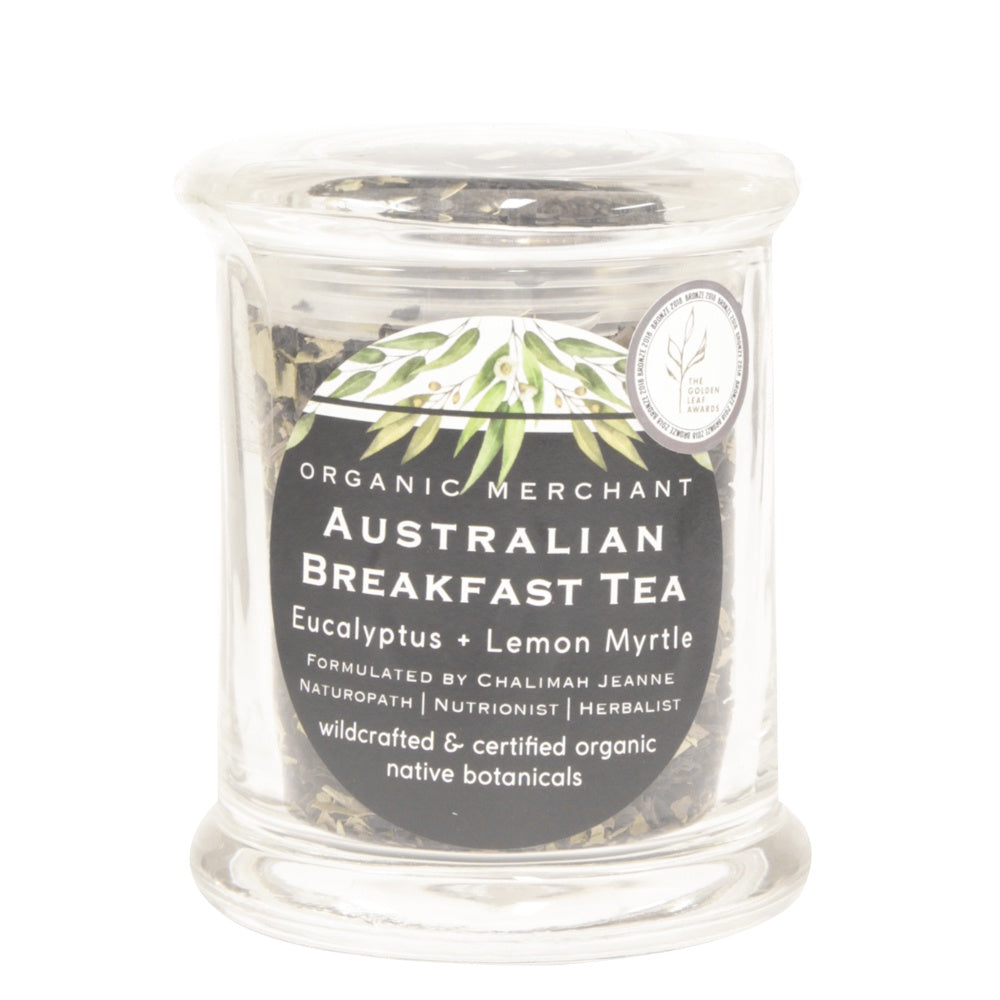 Organic Merchant - Australian Breakfast Tea - Mudgee Honey Haven