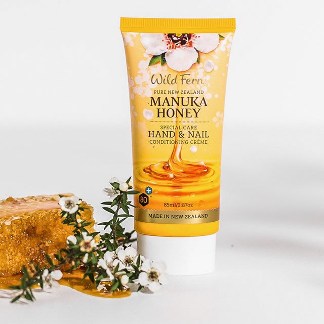 Special Care Hand and Nail Conditioning Creme 85ml - Mudgee Honey Haven