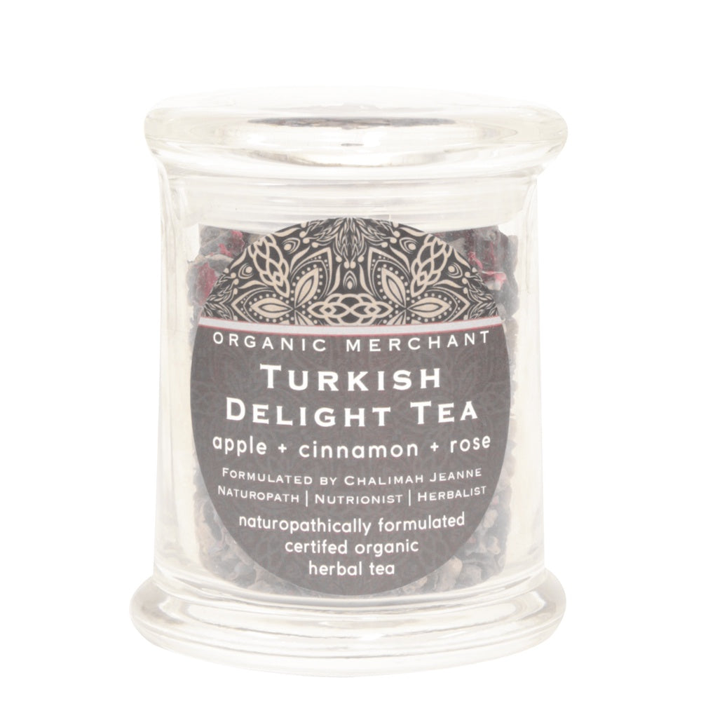 Organic Merchant - Turkish Delight - Mudgee Honey Haven