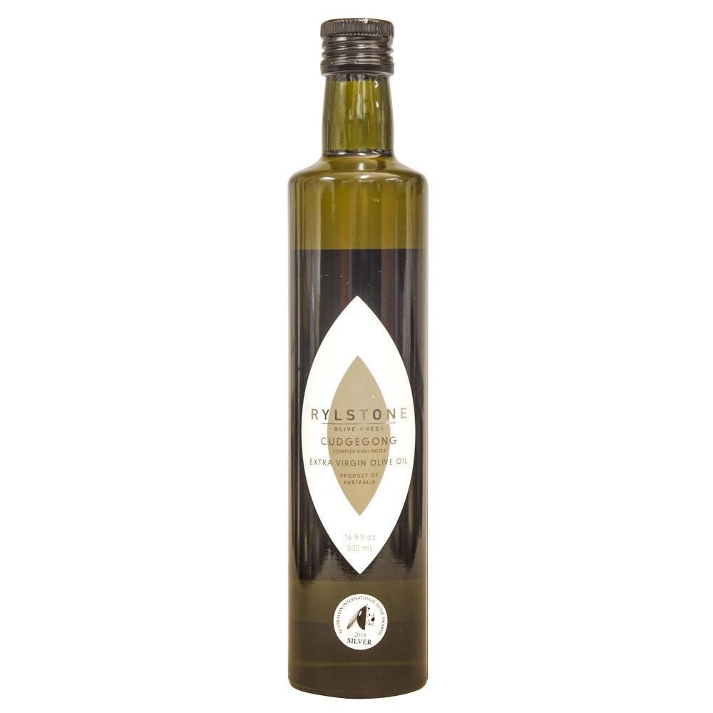 Rylstone Olive Press Cudgegong Extra Virgin Olive Oil 500ml - Mudgee Honey Haven