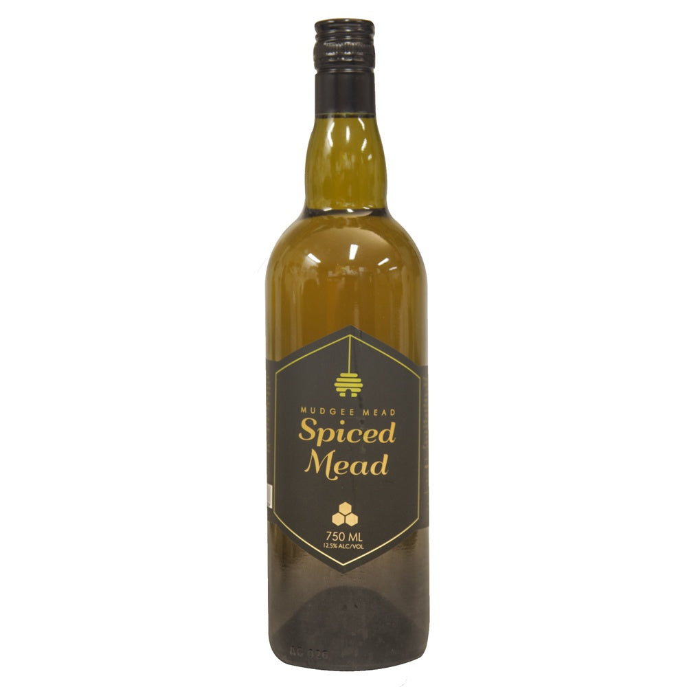 Spiced Mead 750ml - Mudgee Honey Haven