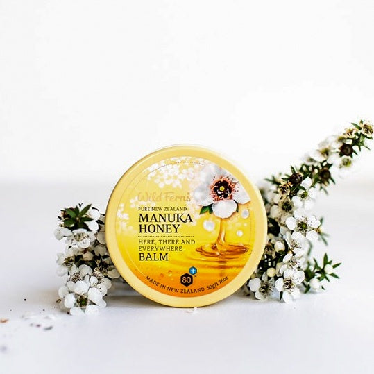 Here, There and Everywhere Balm 50g - Mudgee Honey Haven
