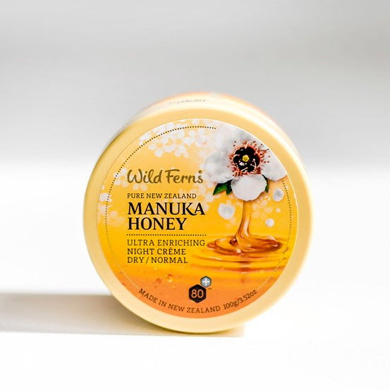 Ultra Enriching Night Creme - Dry to Normal 100g - Mudgee Honey Haven