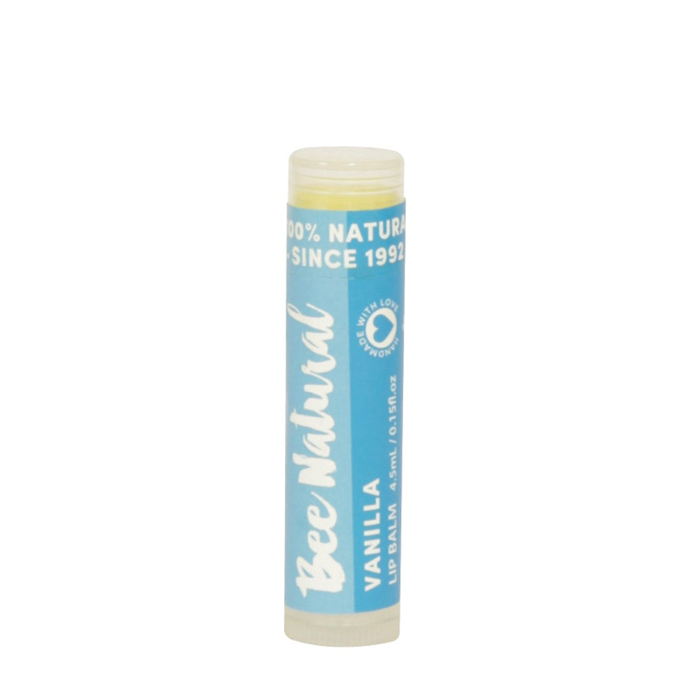 Bee Natural Lip Balm Vanilla - Mudgee Honey Haven