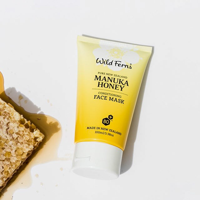 Conditioning Face Mask 100ml - Mudgee Honey Haven