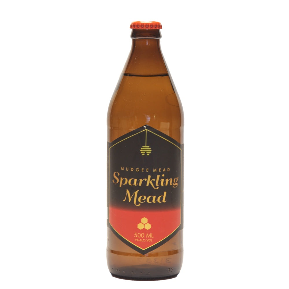 Sparkling Mead 500ml - Mudgee Honey Haven