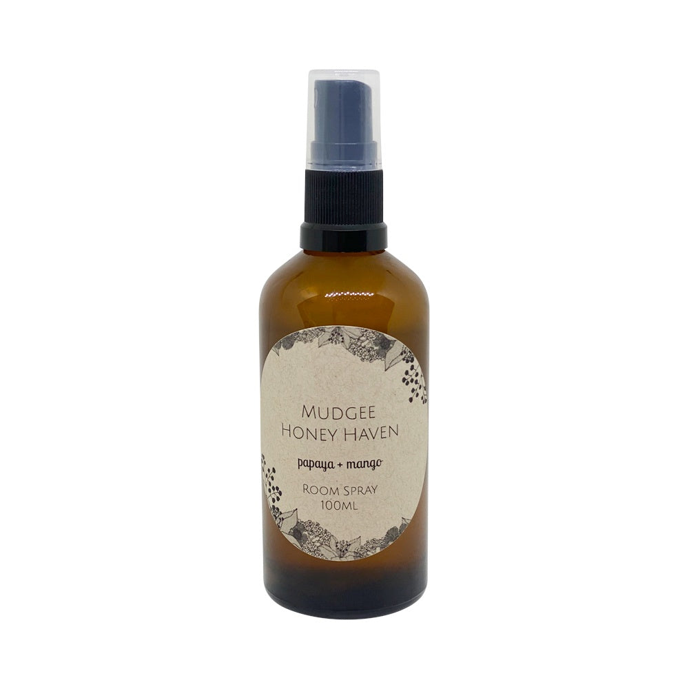 Papaya & Mango Room Spray 100ml - Mudgee Honey Haven