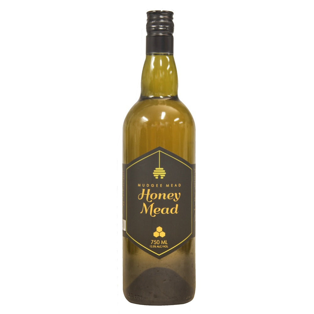 Honey Mead 750ml - Mudgee Honey Haven