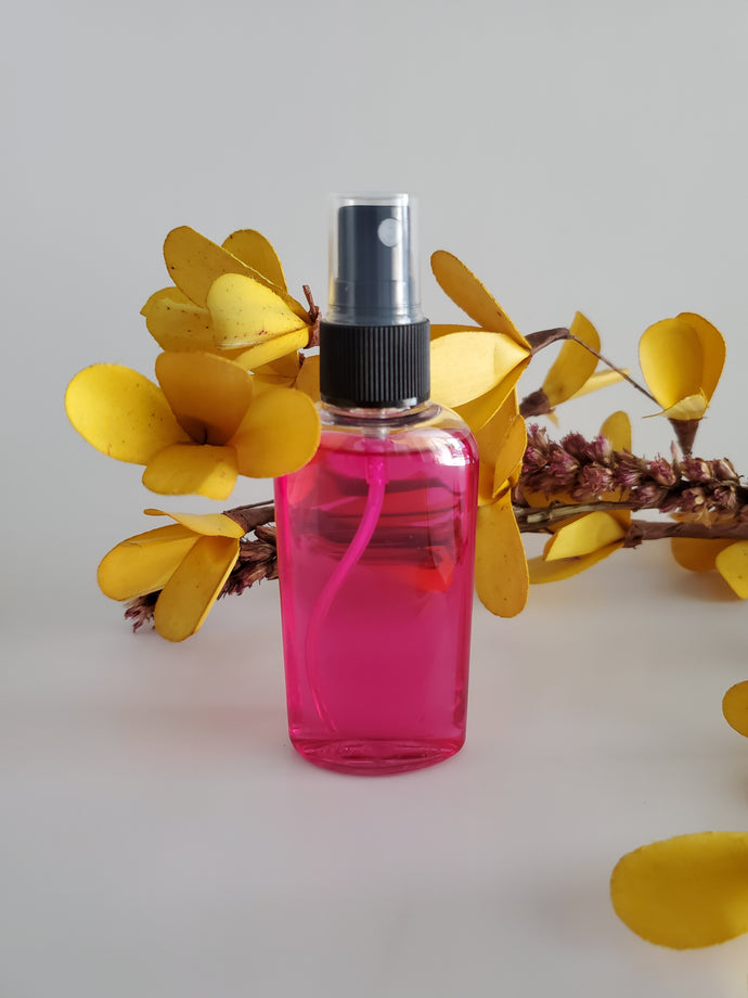 Burgundy Rose Body Splash - 2oz
