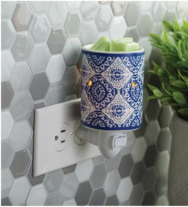 Indigo Plug-in Warmer